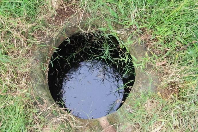 农村老家的水井